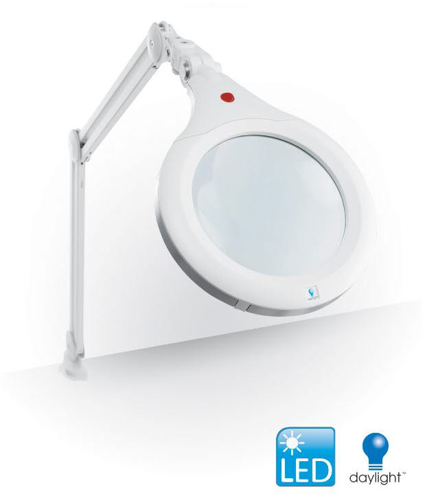 Daylight Ultra Slim LED Lupenleuchte E25080